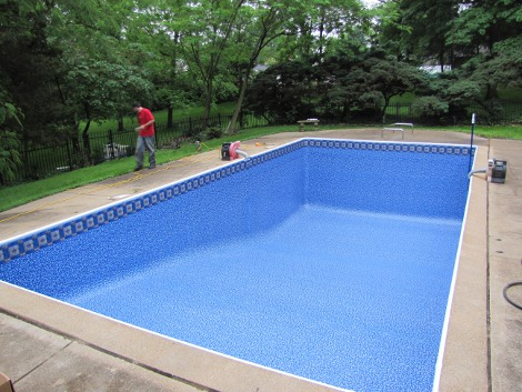 Liner Replacement Sc Splash Pools